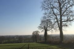 Uitzicht op Le Vert Buisson