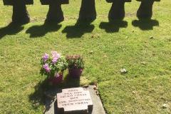 Duitse begraafplaats bij La Cambe