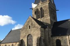 Kerk van Sainte-Mère-Église