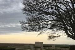 Canades begraafplaats bij Reviers