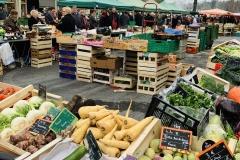 Markt in St Lô